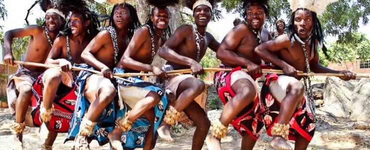 Сильное племя